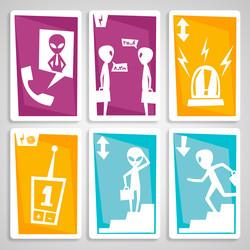Cartas Alien 51: El ascensor