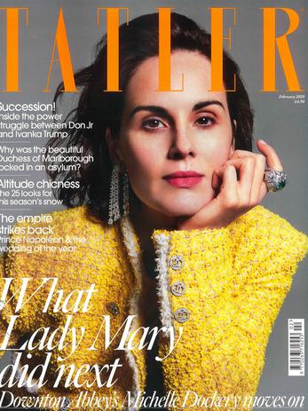 Tatler Februrary 2020 Cover