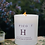 Thumbnail: Signature Single Wick 30cl Fico Scented Soy Wax Candle