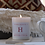 Thumbnail: Signature Single Wick 30cl Pomegranate Scented Soy Wax Candle
