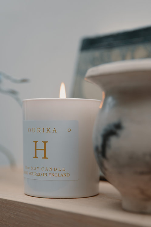 Signature Single Wick 30cl Ourika Scented Soy Wax Candle