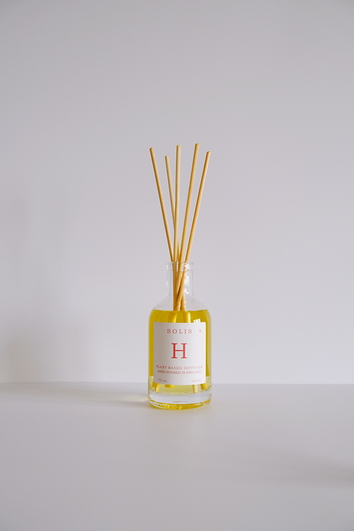 Solis Plant Based Reed Diffuser