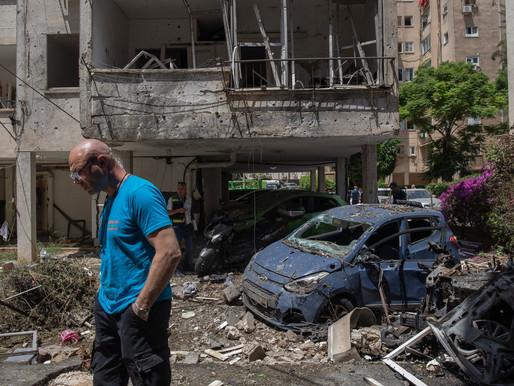 Los cohetes de Gaza: un arsenal renovado que le preocupa a Israel