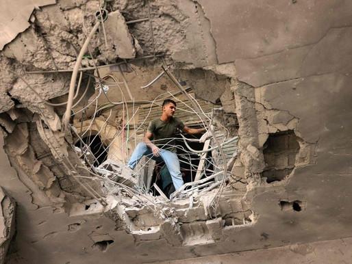 El ataque de Hamas en imágenes