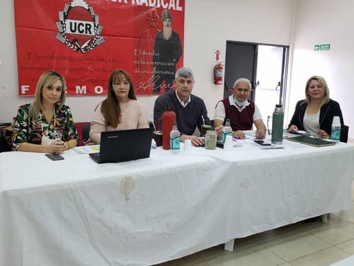 CONVENCION DE LA UNION CIVICA RADICAL
