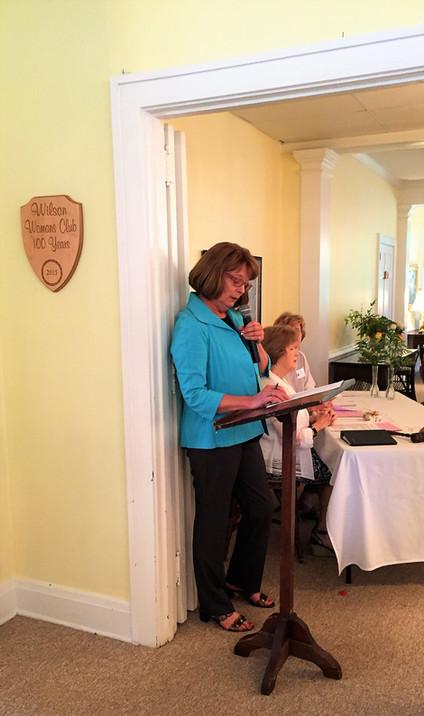 Janice Davis Batts, Vice President