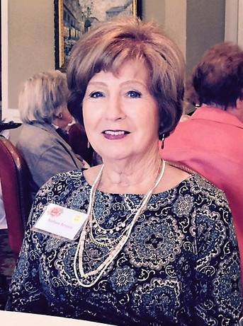 Barbara Tomlinson Brinson, Past President