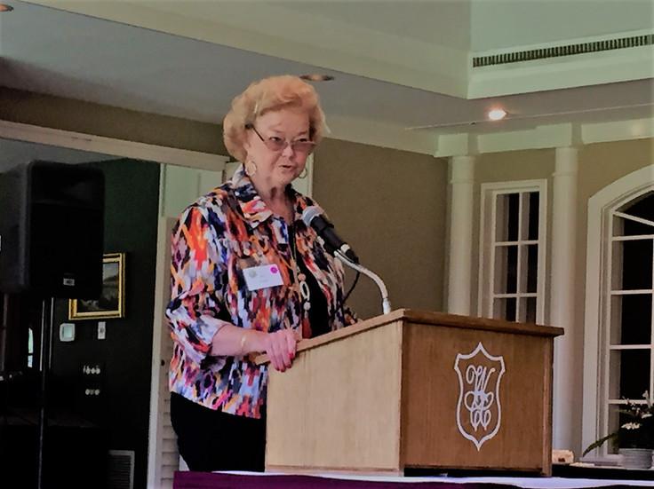 Judy Proctor, President