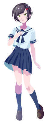 Character description Haruka