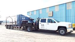 R&R Machine Works truck