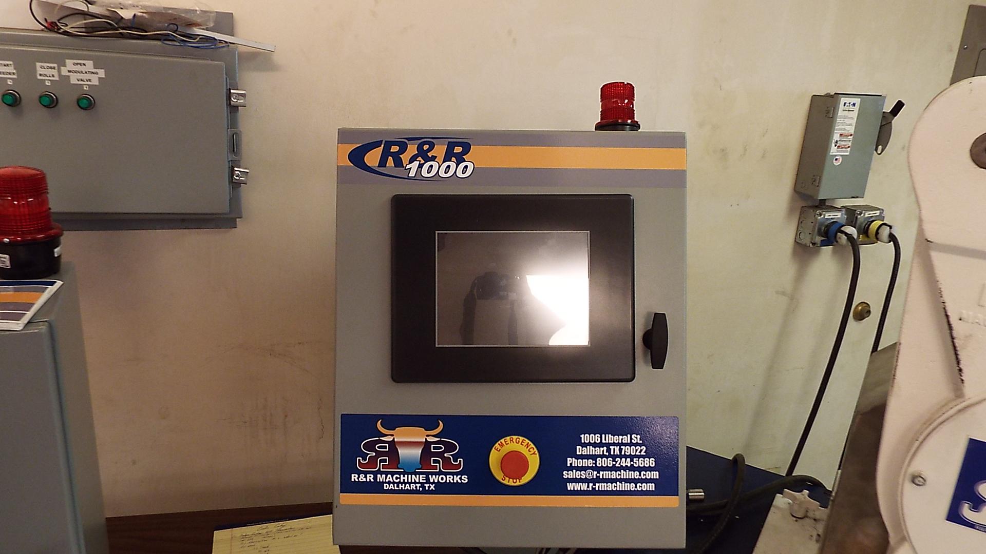 R&R Machine Works Automation