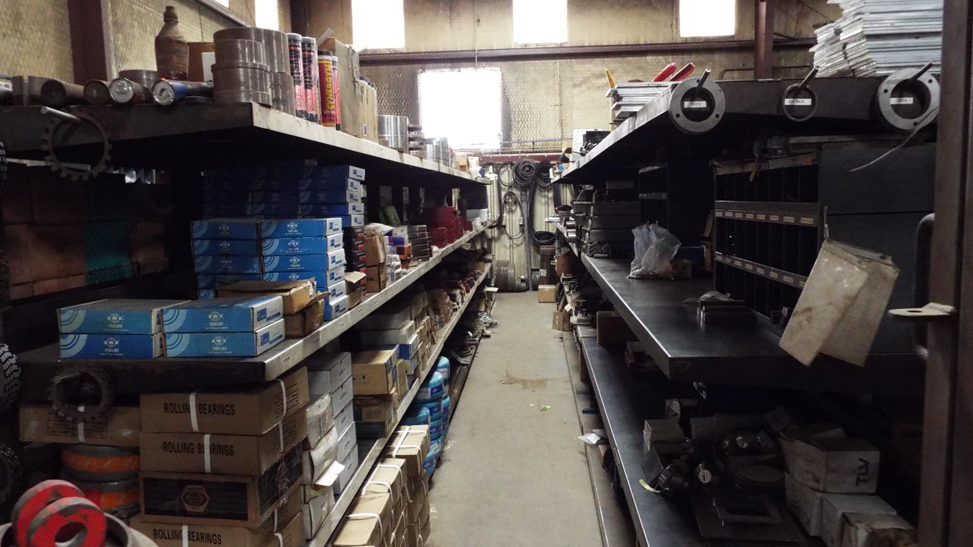 R & R Machine Works part department