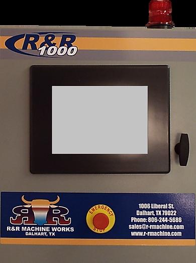 AUTOMATIZACIÓN DE R&R 1000