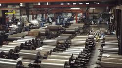 R&R Machine Works roll fabrication
