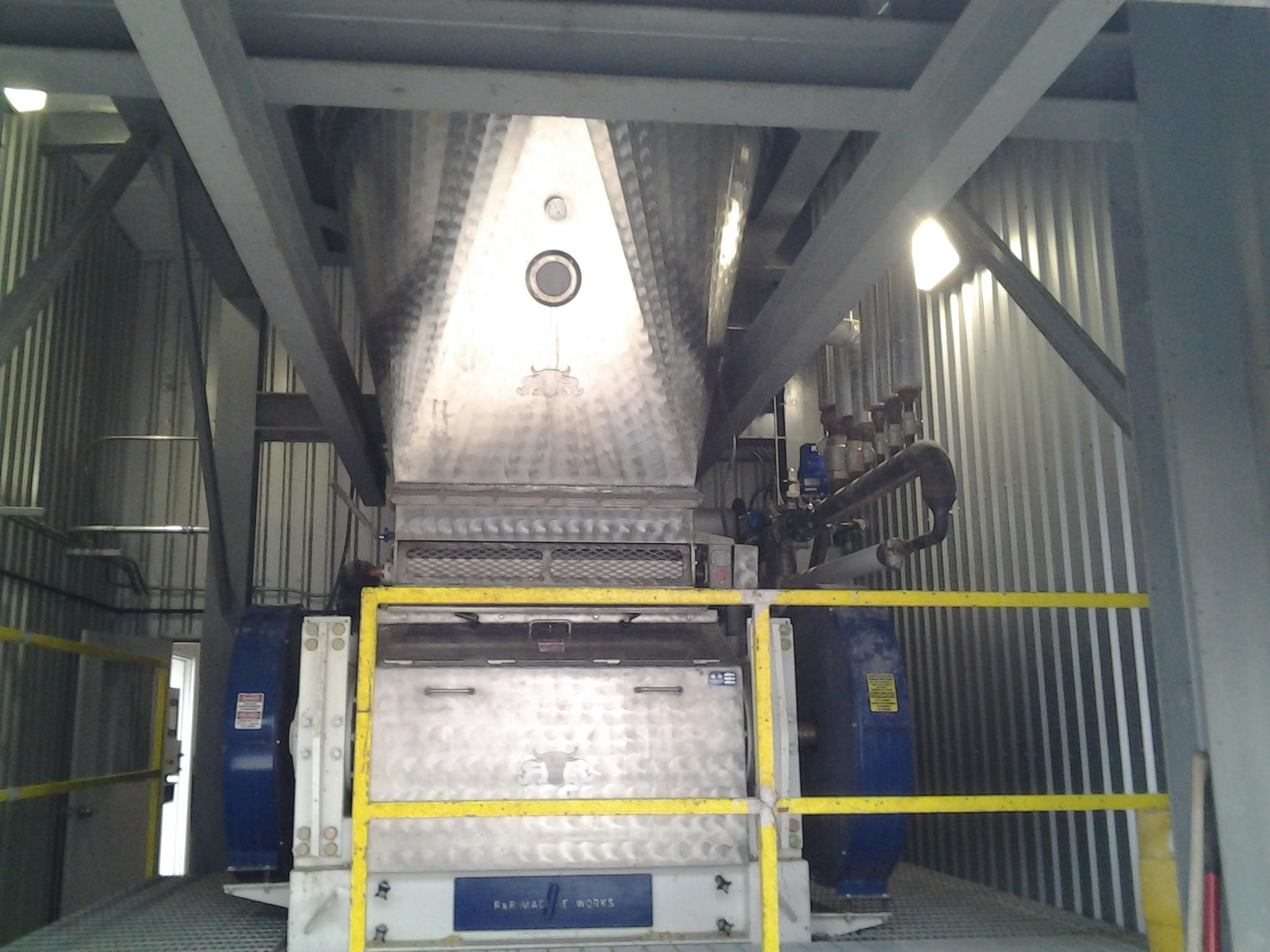 R&R Machine Works Flaker Mill