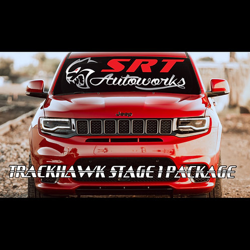 TRACKHAWK STAGE 1 PACKAGE