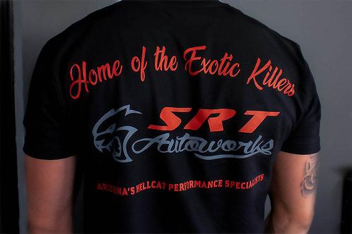 SRT AUTOWORKS T SHIRT