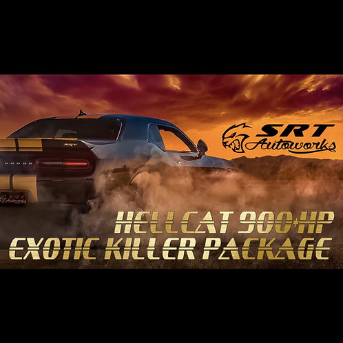 HELLCAT 900+HP EXOTIC KILLER PACKAGE
