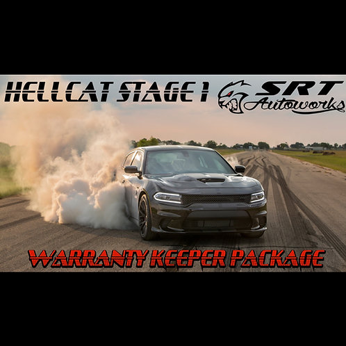 HELLCAT/SCAT/RT STAGE 1 WARRANTY KEEPER PACKAGE