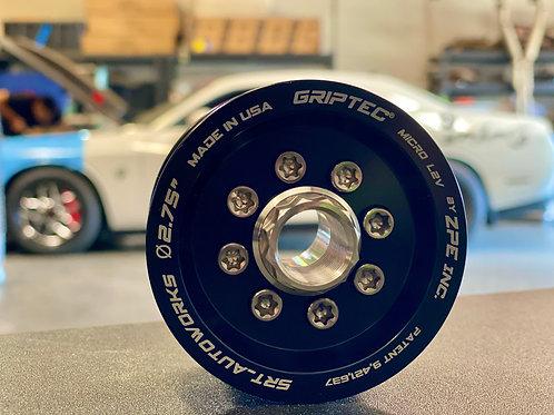 SRT AUTOWORKS CUSTOM GRIPTEC 2.75 UPPER PULLEY