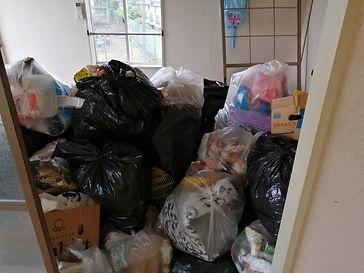ゴミ屋敷清掃,ビフォー,BEFORE