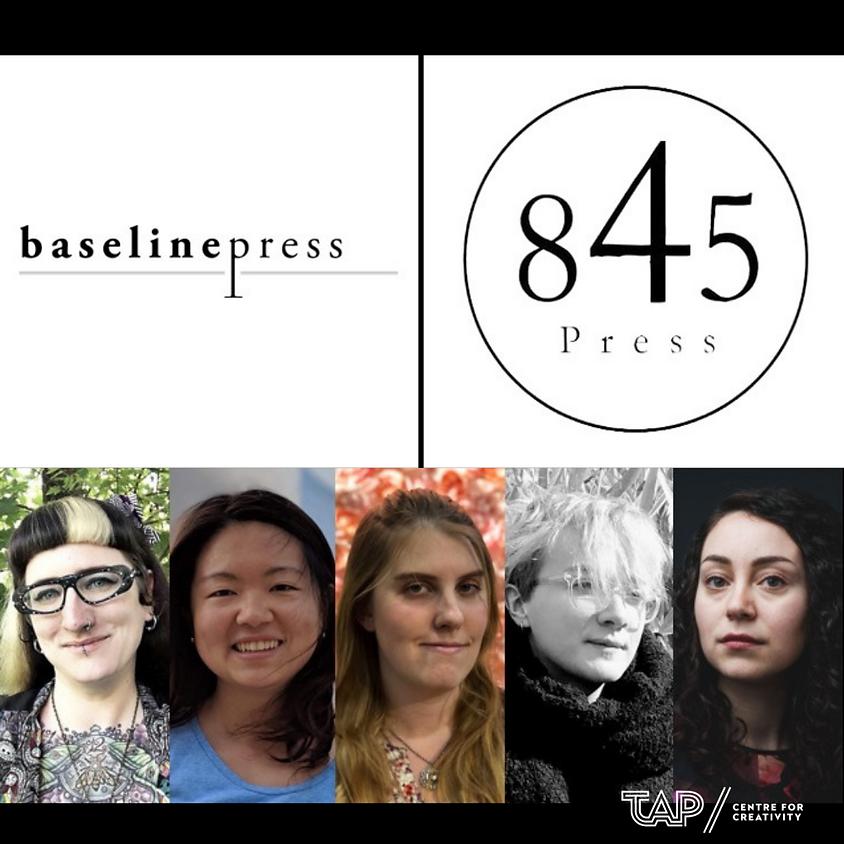 Baseline Press/845 Press Chapbook Launch