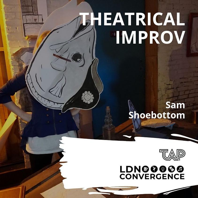 Workshop: Theatrical Improv