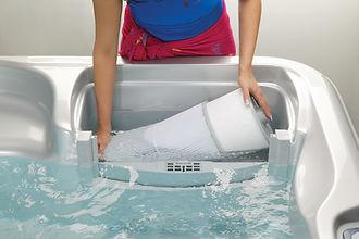 MicroClean®-vedenpuhdistus | Sundance® Spas