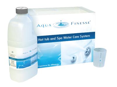 AquaFinesse-vedenhoitoaine
