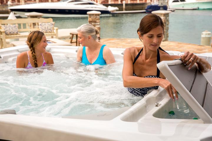 Nauti kylmistä kylpyjuomista