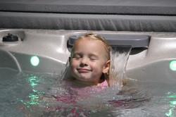 Kylpemisen nautintoa