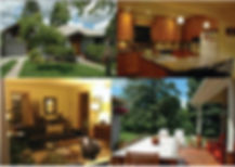 Image Collage of Artsy Bungalow Rental