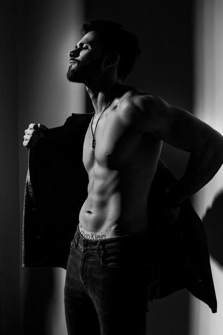 Male Fitness Portfolio