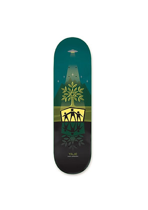 "Alien Workshop - Pro YAJE Shelter Green 8.125"" קרש"