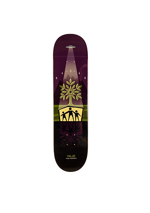 "Alien Workshop - Pro YAJE Shelter Purple 7.875"" קרש"