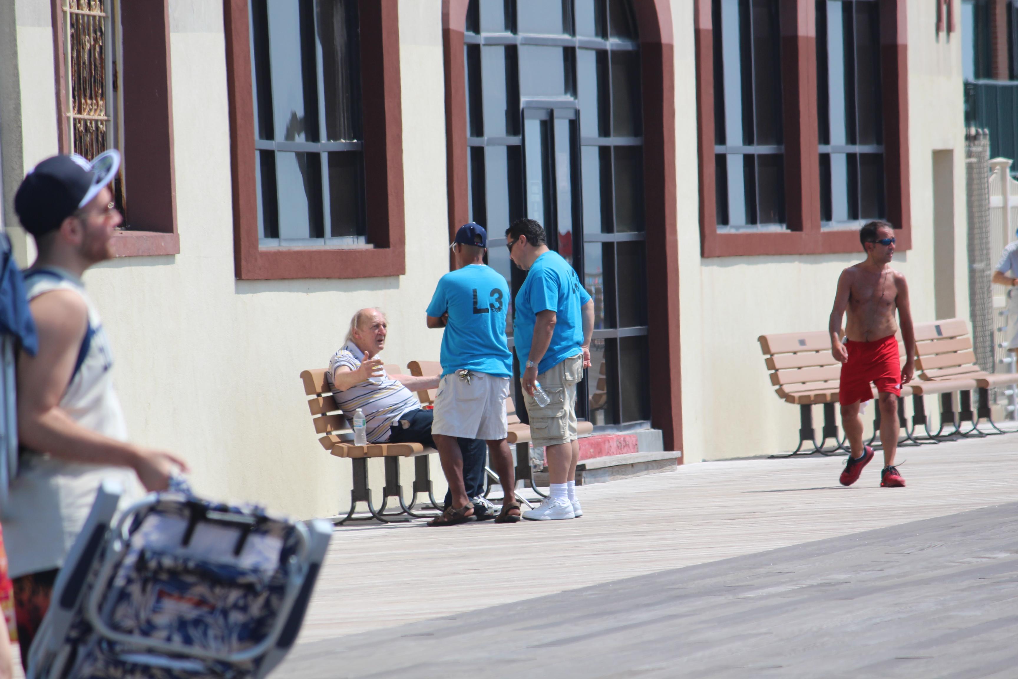 LET LOVE LIVE: Boardwalk Outreach