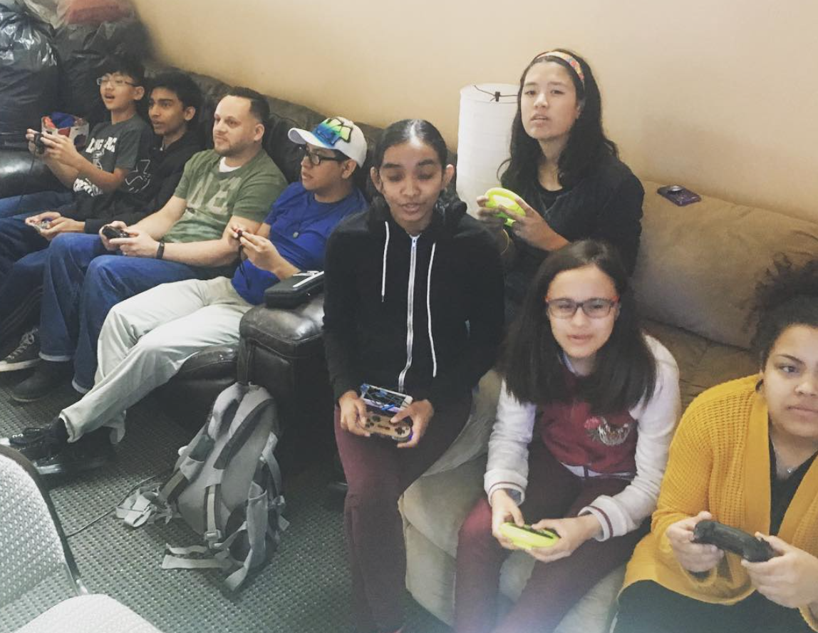 Ignite Youth / Mario Kart Battle
