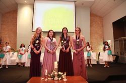 2016 Friends Honor Graduates