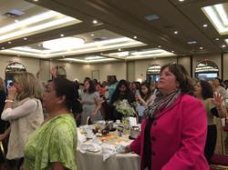 LI Sec Women's Spring Event '16