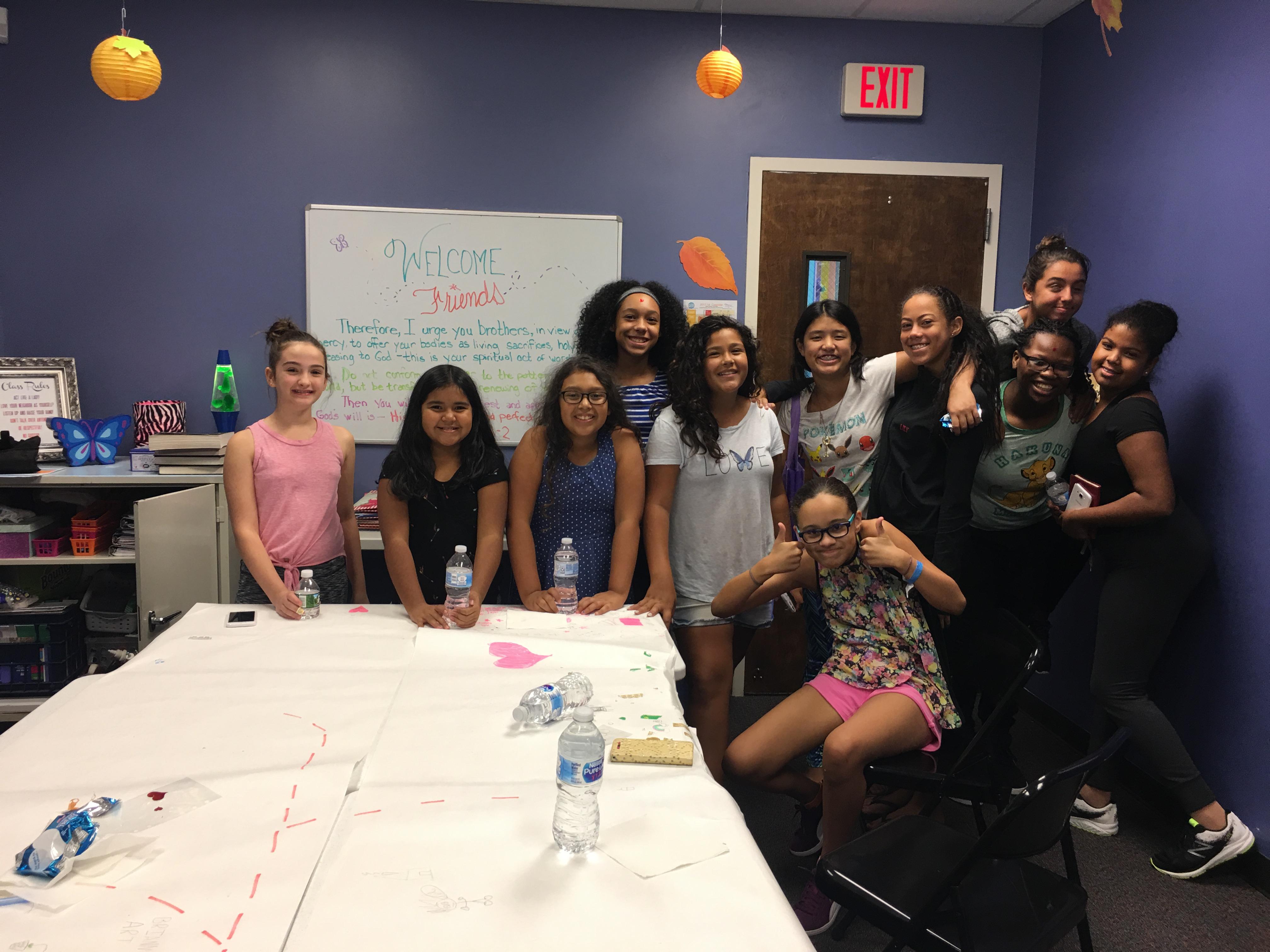 Friends Club 2017-18
