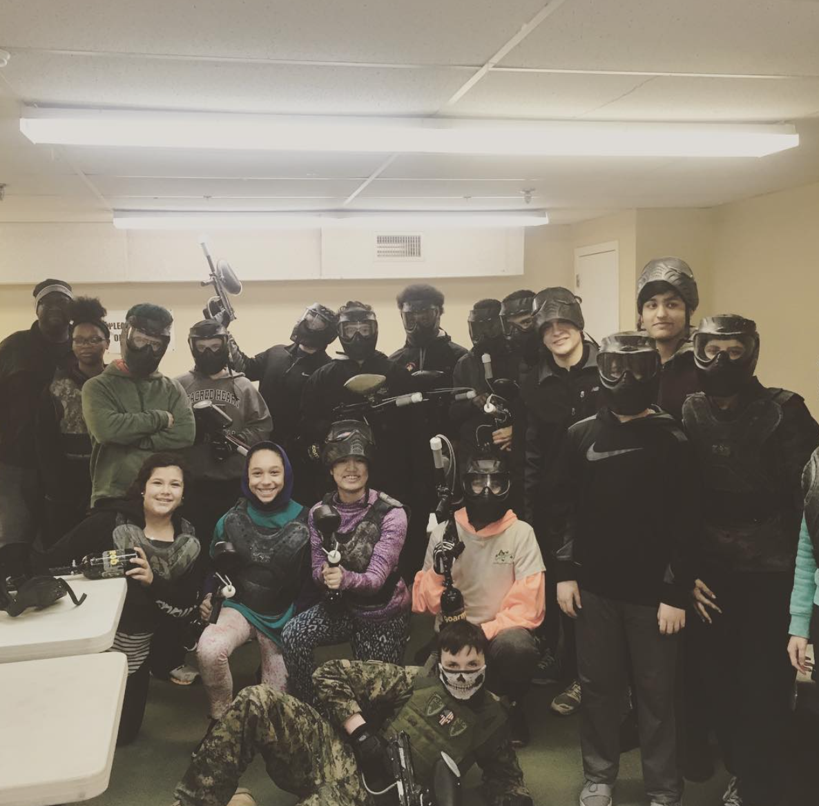 Paintball All Nighter