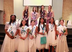 2016 Honor Graduates