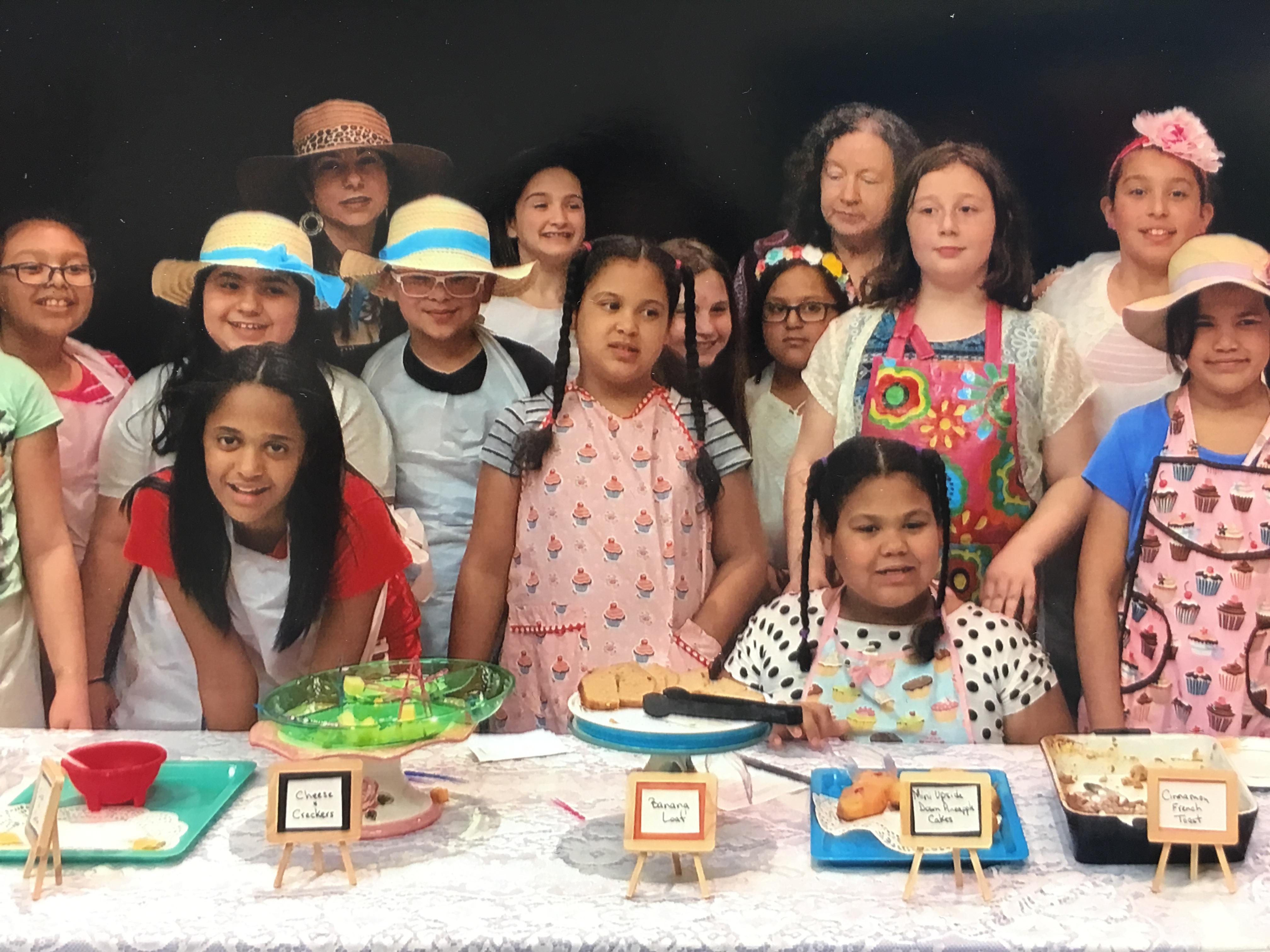 Girls Ministries 2017/18