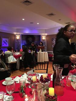 Women's Ministries Christmas Dinner