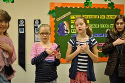 Stars Club Pledges 2011