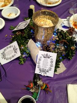 Ladies Christmas Dinner 2013