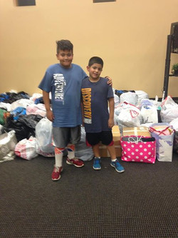 RR Clothing Drive Fundraiser