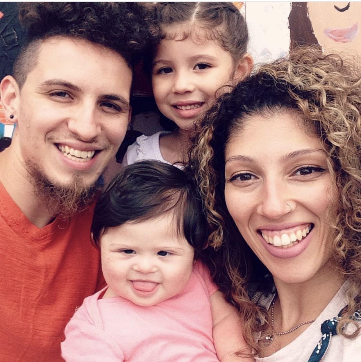 Pastor Isaiah & Family