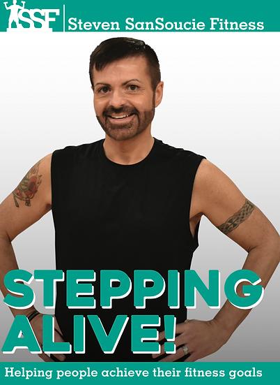 Stepping Alive DVD