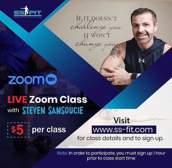 Zoom class